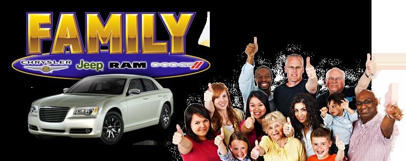 Family Chrysler Jeep Dodge